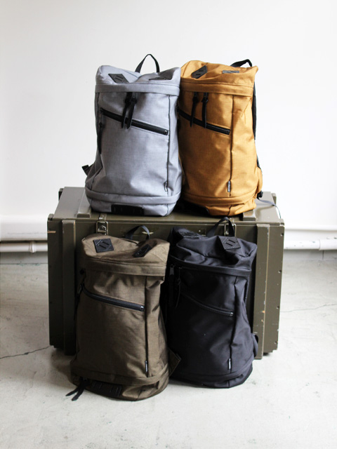 "hobo CELSPUN Nylon ""CAVE"" 23L Backpack by ARAITENT"