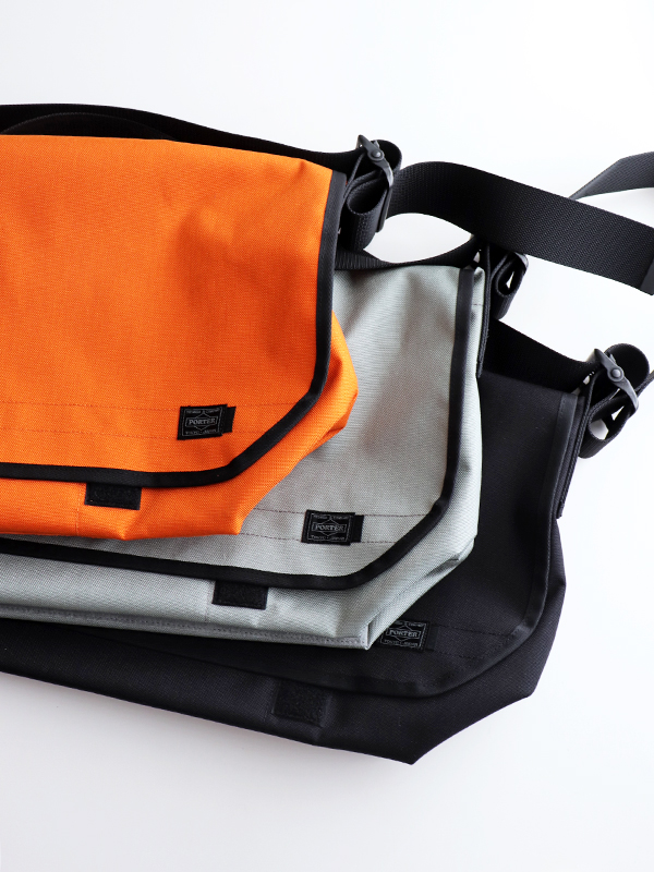 Kaptain Sunshine Messenger Bag Made by PORTER