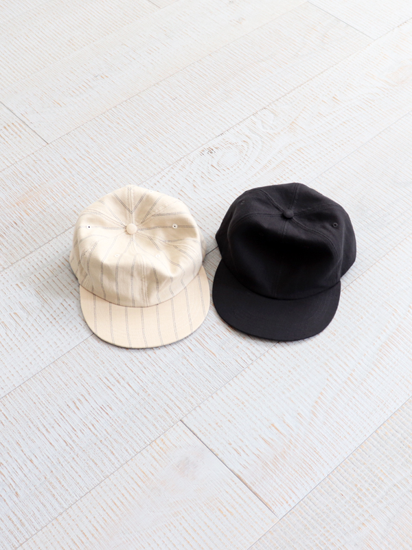Kaptain Sunshine  Base Ball Cap -Finx Cotton Linen Twill