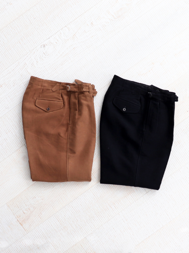 Kaptain Sunshine Gurkha Trousers