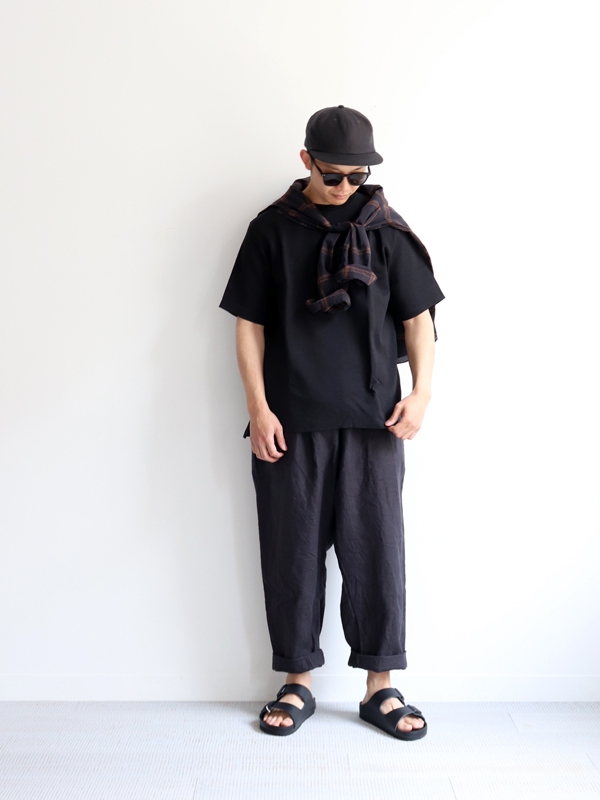 FLIPTS&DOBBLES TAPERED PANTS