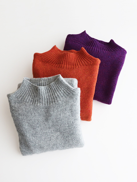 Nor'Easterly L/S Mock Neck