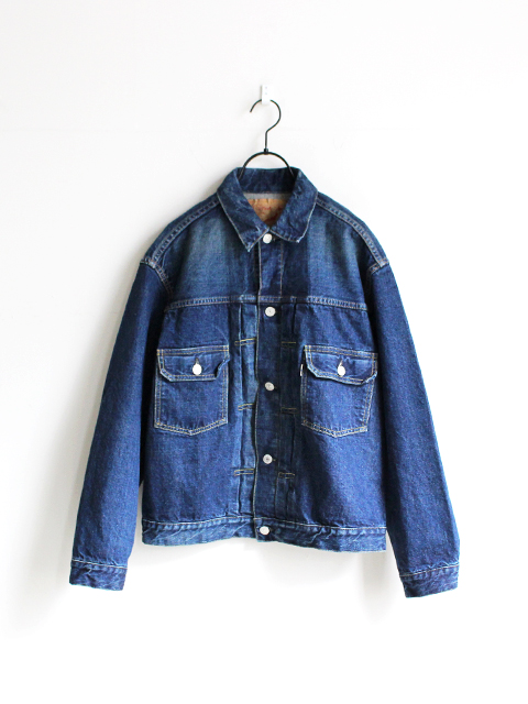 orSlow 50's Denim Jacket - 2Year Wash