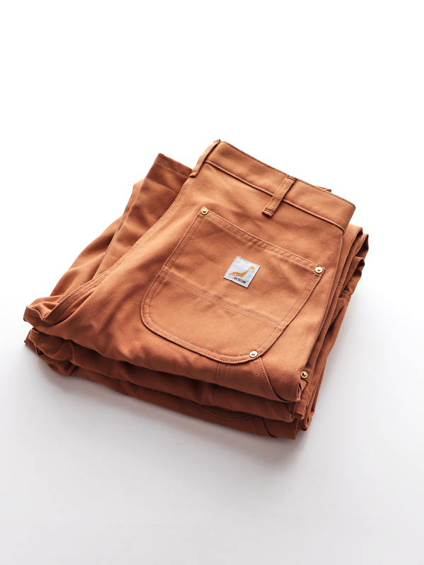 orSlow Painter Pants - Brown -