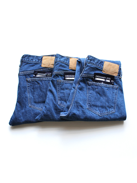 Ordinary fits ANKLE DENIM PANTS - KODAMA