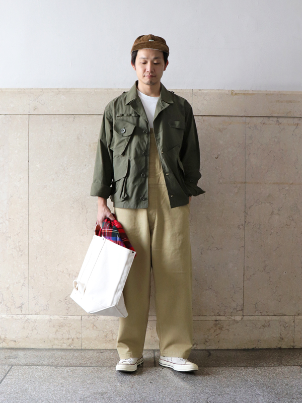 Ordinary fits DUKE  OVERALL -CHINO