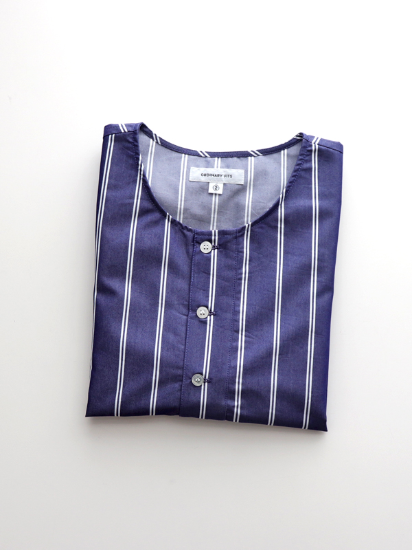 Ordinary fits PAJAMAS SHIRT