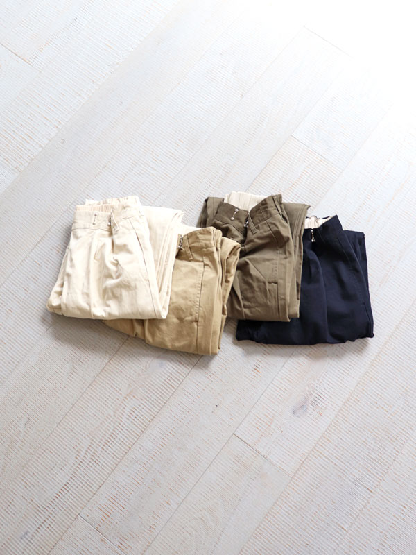 Ordinary fits BOTTLES PANTS