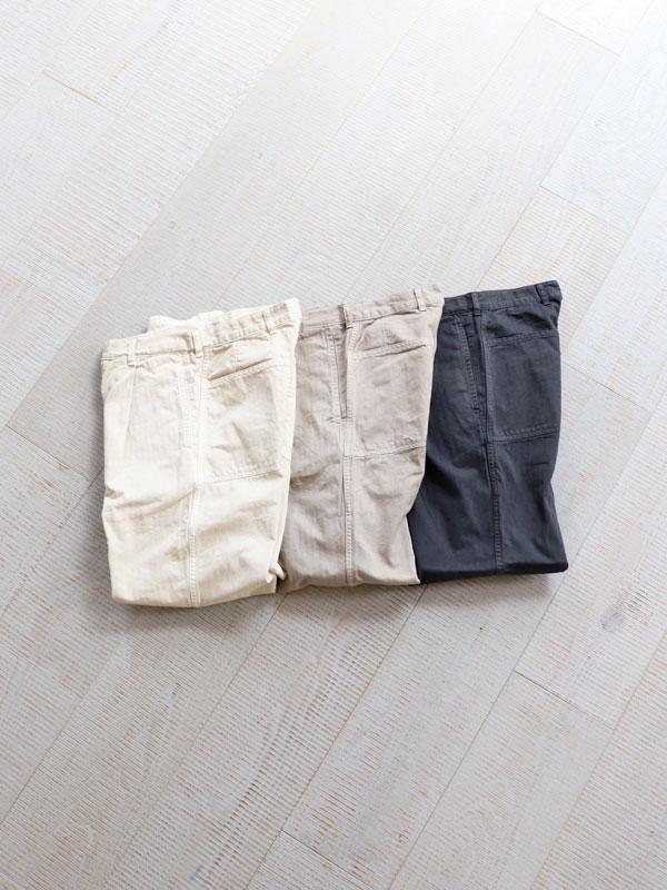 Ordinary fits BROWN PANTS