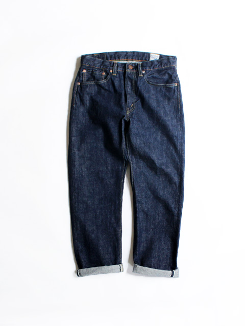 orSlow IVY FIT DENIM 107 -ONE WASH