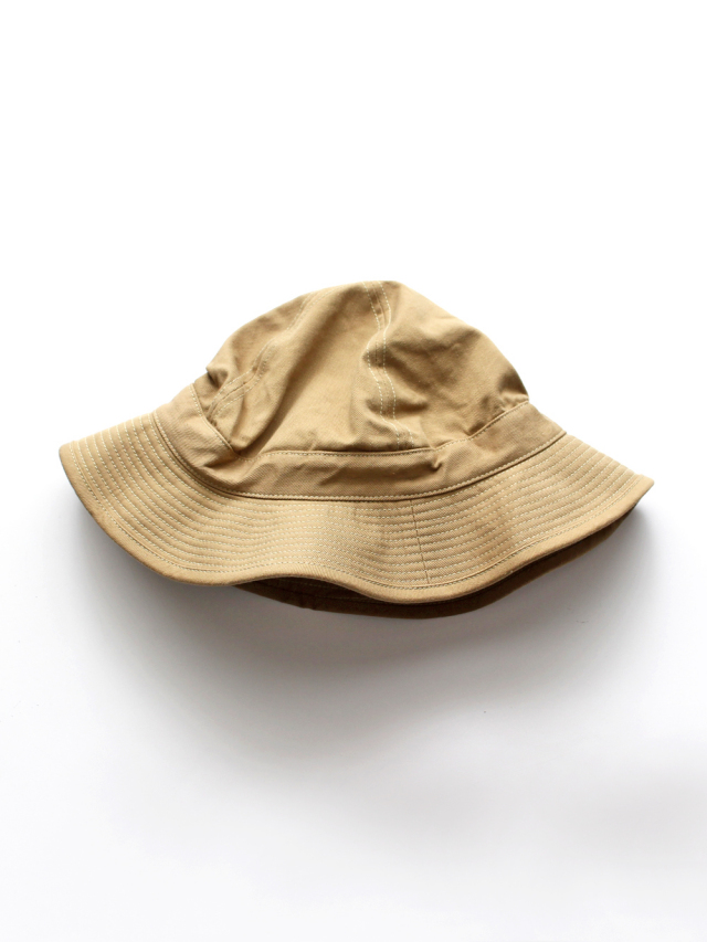 orSlow オアスロウ US NAVY HAT -Khaki
