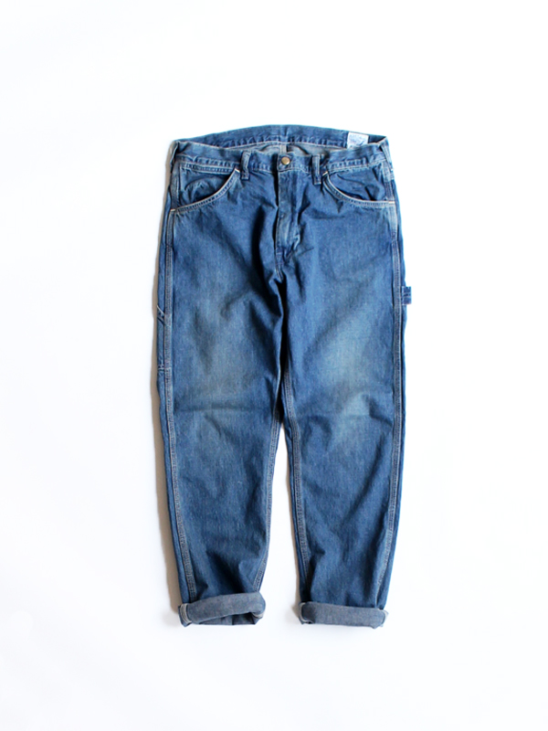orSlow Slim Fit Painter Pants USED WASH -ナイモノねだり