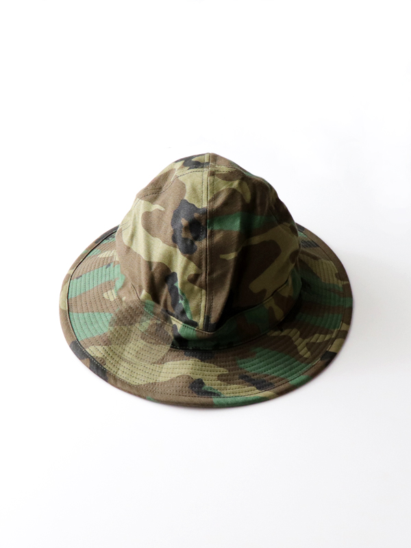 orSlow US Navy Hat -Woodland Camouflage