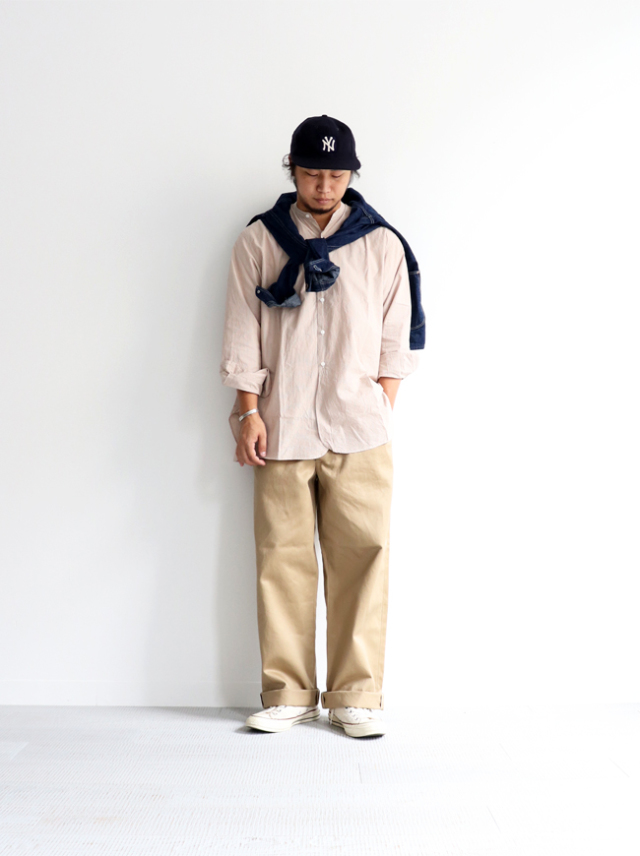 orSlow Vintage Fit Army Trouser