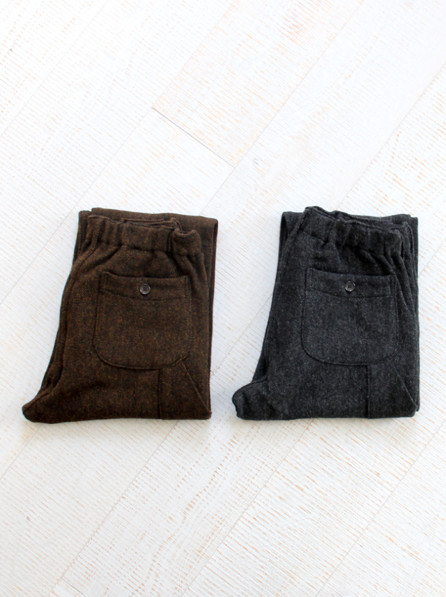 orSlow French Work Pants -Wool