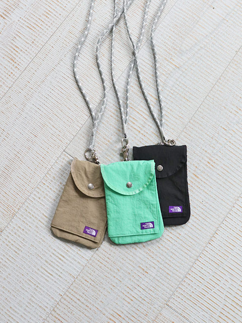 THE NORTH FACE PURPLE LABEL Lounge Utility Case