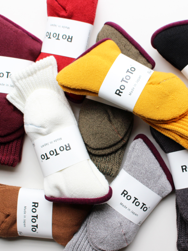 RoToTo LOOSE PILE SOCKS