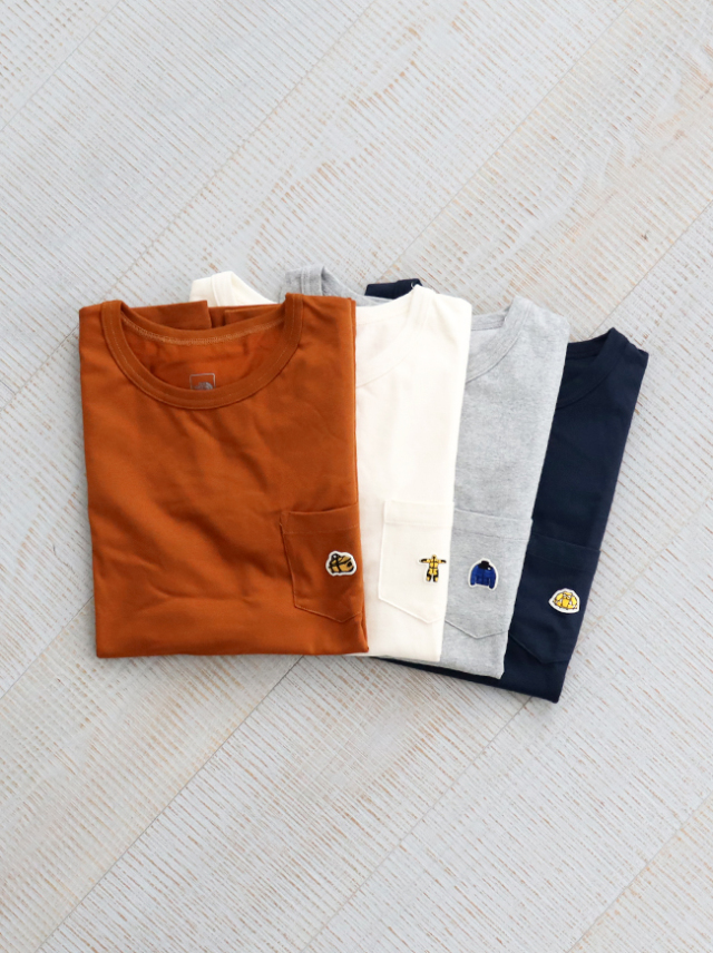 THE NORTH FACE L/S Stitch Mark Tee