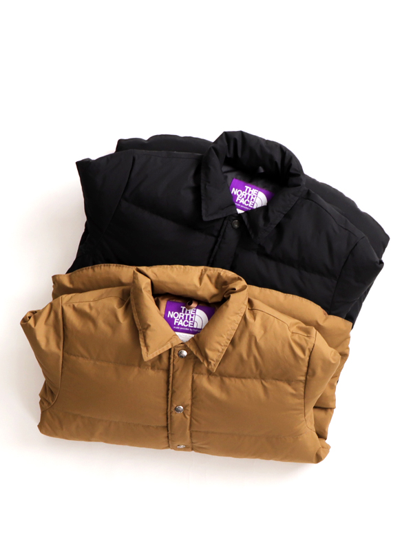THE NORTH FACE PURPLE LABEL Midweight 65/35 Stuffed Shirt