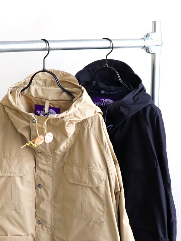 THE NORTH FACE PURPLE LABEL Midweight 65/35 Mountain Coat