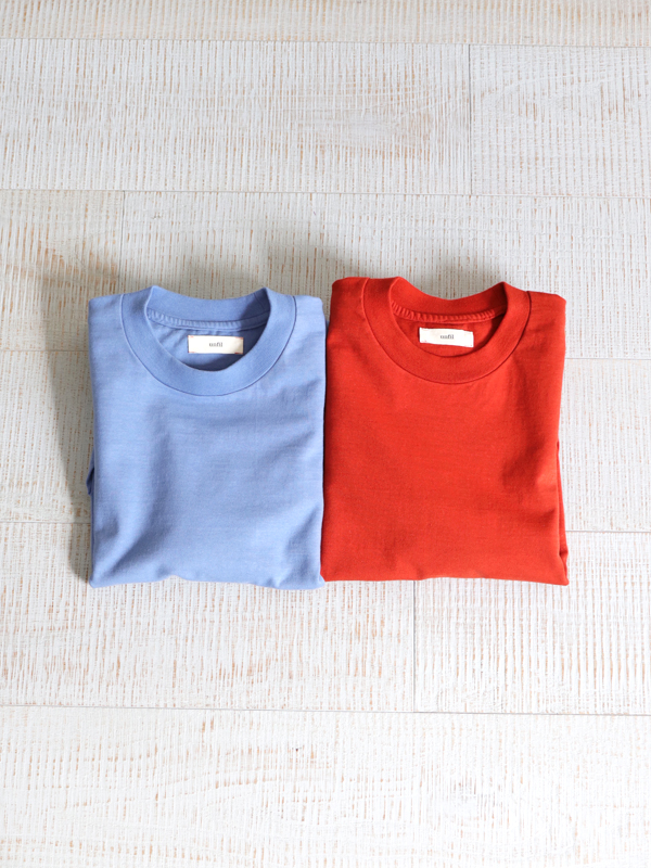 unfil cotton jersey pullover