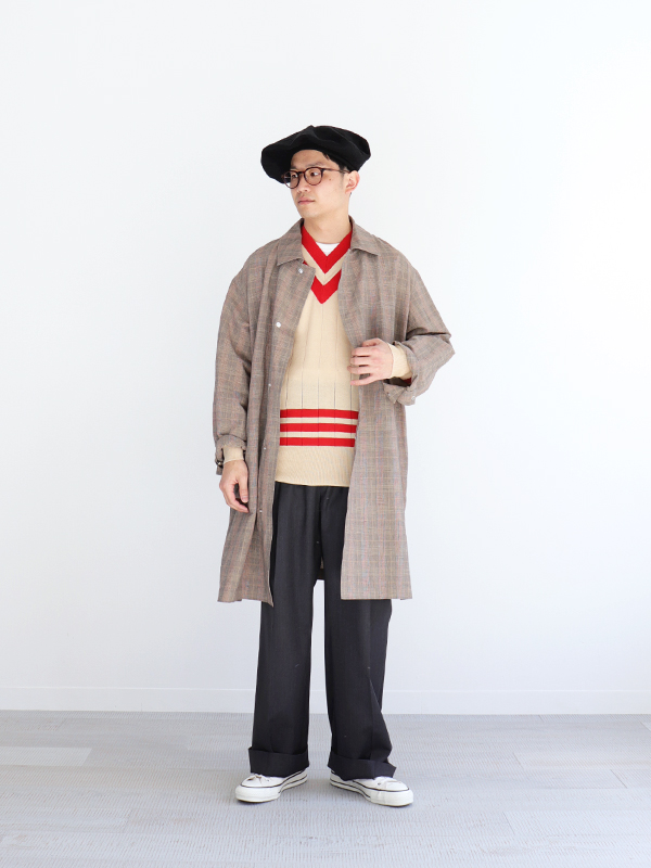 WELLDER Duster Coat