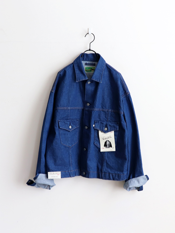 WESTOVERALLS DENIM JACKET 857B