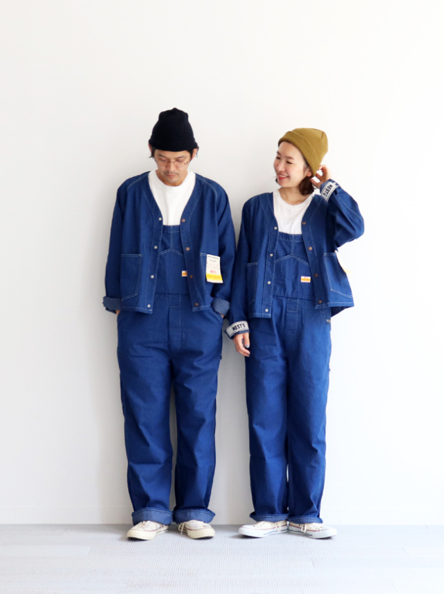 PAYDAY×WESTOVERALLS OVERALL