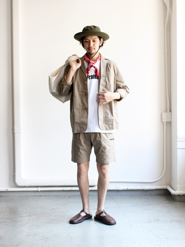WILD THINGS UTILITY JACKET