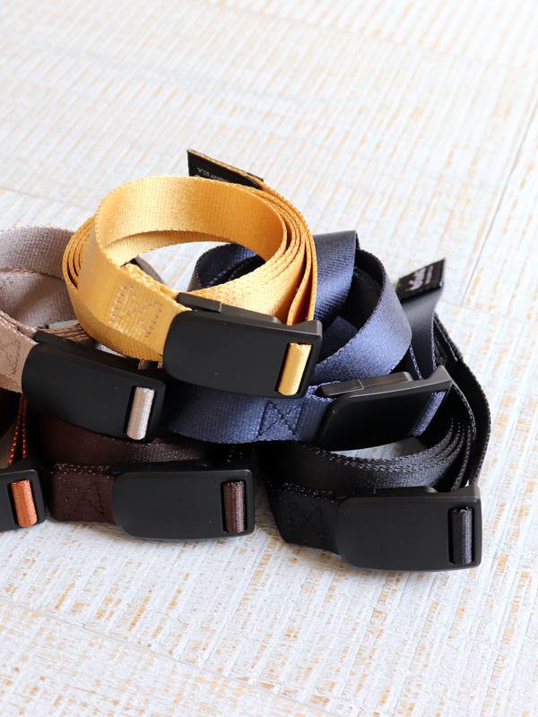 WILD THINGS WEBBING TAPE BELT
