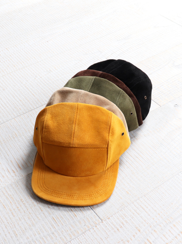 Winner Caps SUEDE CAMP CAP