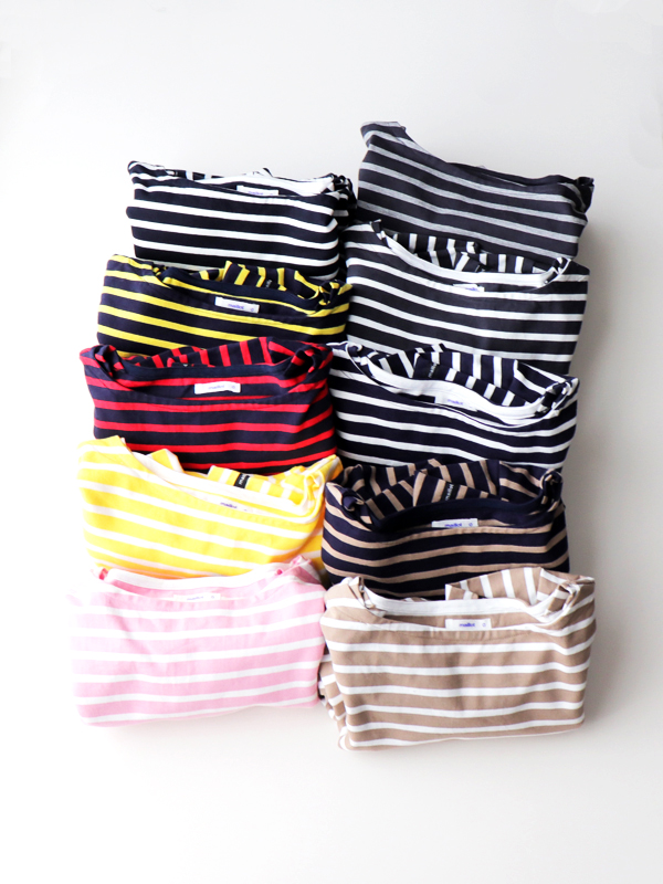 maillot border boat-T -Color (ボーダーボートT)  MAC-18213