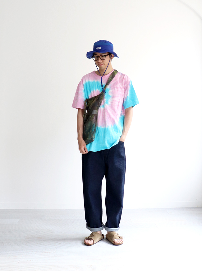 MAKERS AMERICAN FIT TIE DYE T-SHIRTS