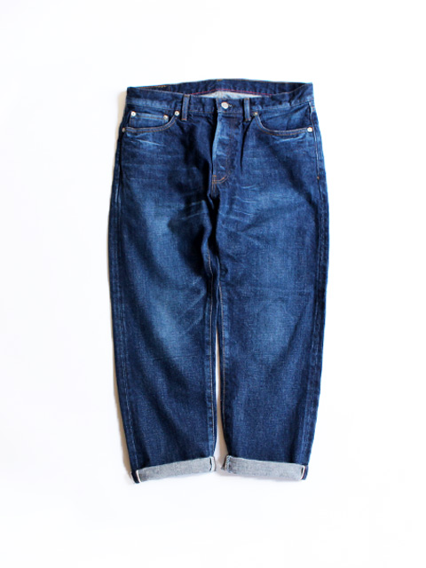 Ordinary fits ANKLE DENIM PANTS - 1 YEAR WASH