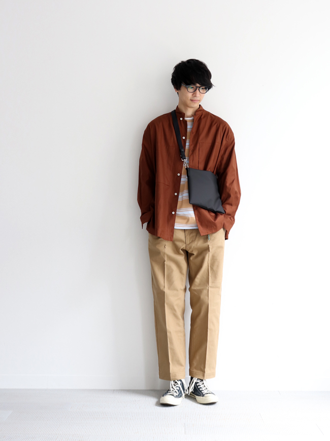 Ordinary fits YARD TROUSERS