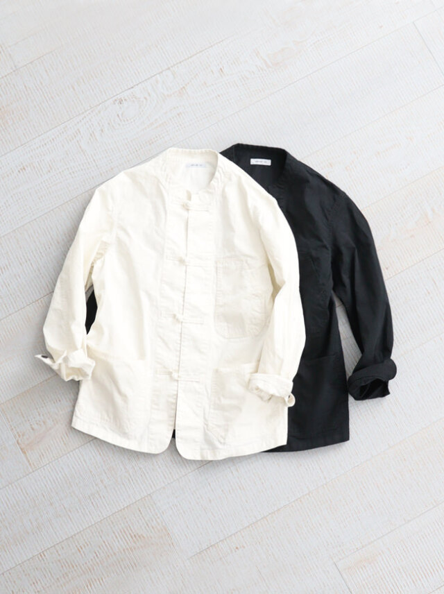 Ordinary fits (オーディナリーフィッツ) CHINA COVERALL/OF-J037