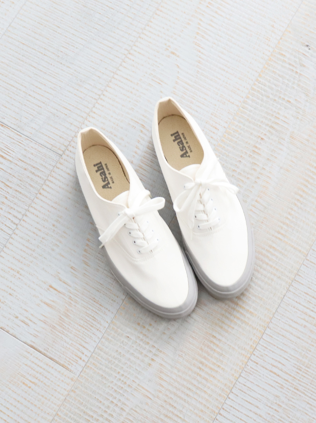 ASAHI(アサヒ) DECK- WHITE/GRAY