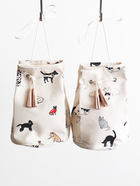 TEMBEA(テンベア) GAME POUCH -ANIMAL