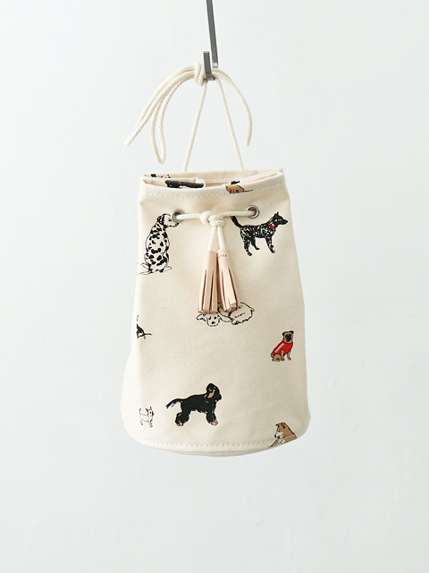 TEMBEA(テンベア) GAME POUCH -DOG