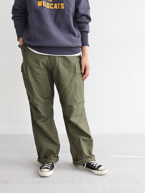 A Vontade(アボンタージ)M-51 Trousers -Modify-
