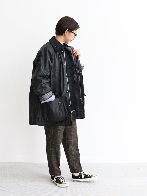 Barbour(バブアー) OX WAX BEAUFORT