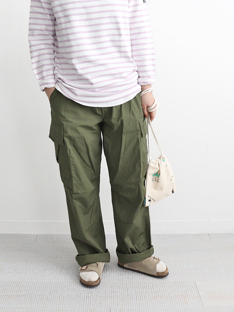 DEADSTOCK(デッドストック) 1960s US ARMY JUNGLE FATIGUE PANTS