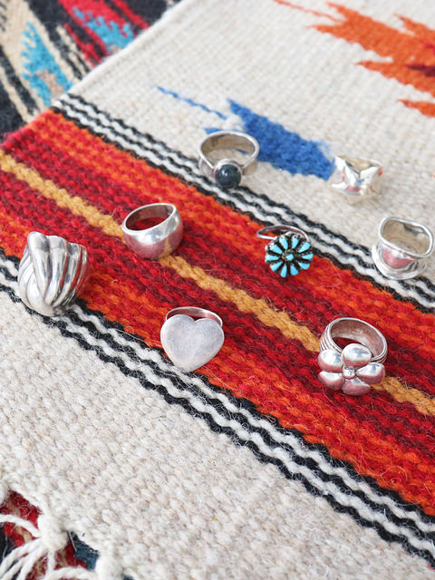 Vintage ring A
