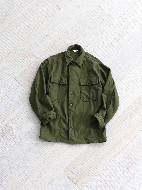 DEADSTOCK(デッドストック)  1960'S U.S. ARMY UTILITY SHIRT