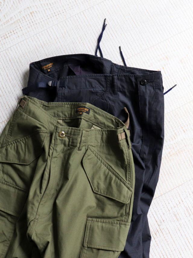 A Vontade(アボンタージ)M-51 Trouser -Modify