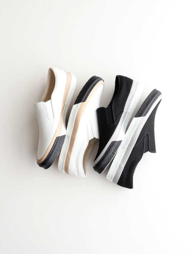 ASAHI(アサヒ) DECK SLIP-ON MIXTURE