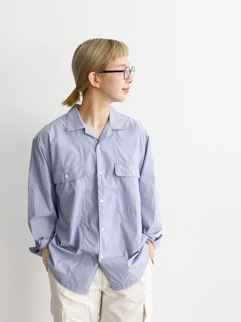 Ordinary fits(オーディナリーフィッツ) ENGINEERS SHIRTS/OF-S051