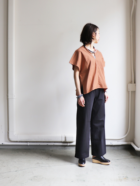 AURALEE(オーラリー) STAND-UP EASY WIDE PANTS