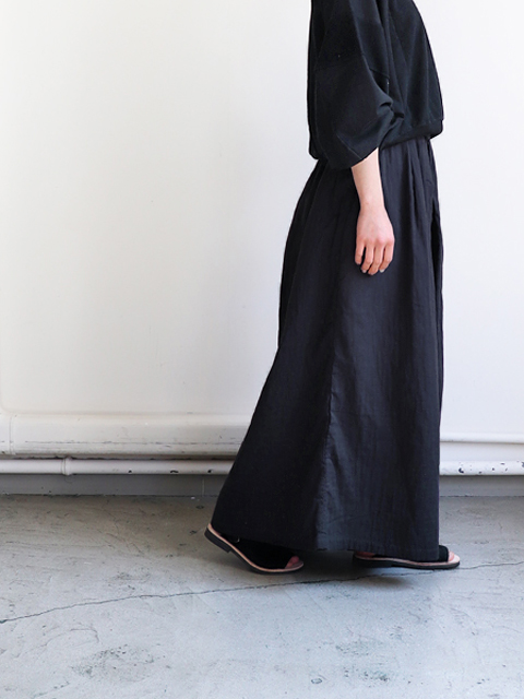 blurhms (ブラームス) Gauze Two-way WideCulotte