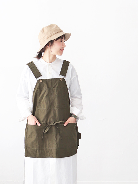 CAL O LINE(キャルオーライン) UTILITY NYLON APRON 2nd